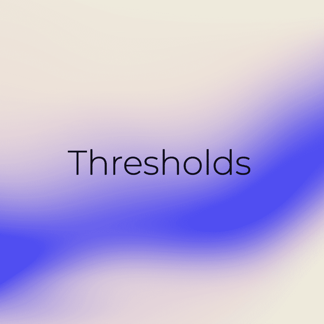 Thresholds, a podcast hosted and produced by Maya Bedward in collaboration with members of Holland Bloorview's Youth Advisory Council