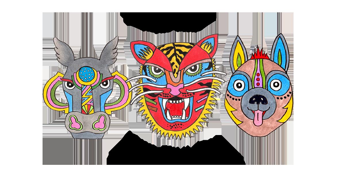 Third Kindred Trine: Tiger, Horse, Dog