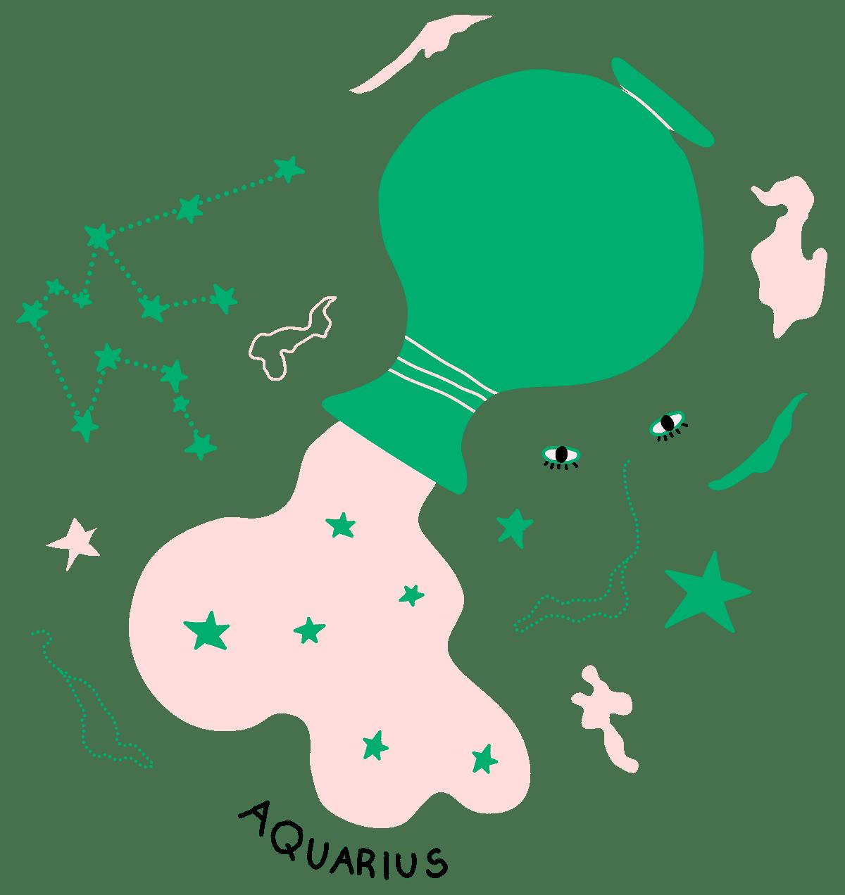 Signed Advice: Aquarius by Meech Boakye