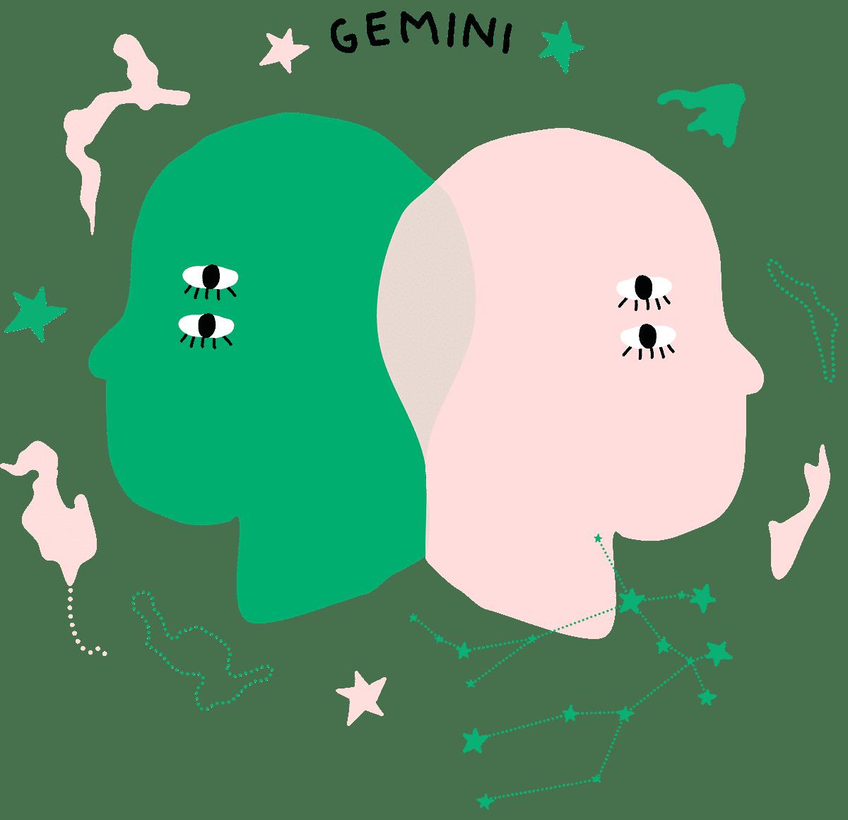 Signed Advice: Gemini by Meech Boakye