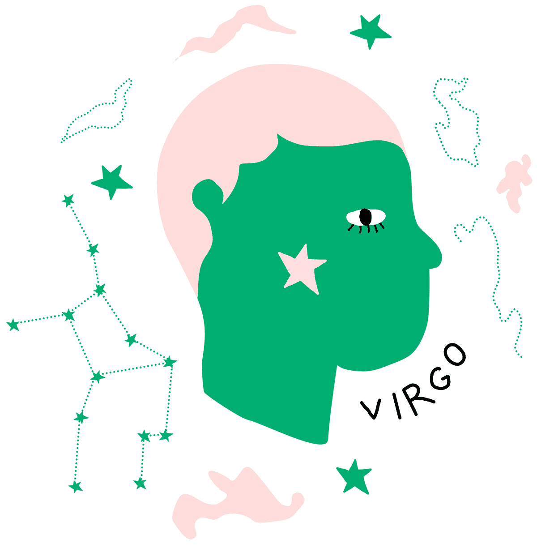 Signed Advice: Virgo by Meech Boakye