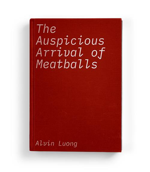 """The Auspicious Arrival of Meatballs"" by Alvin Luong: Chapter Four of Koffler.Digital's summer 2020 exhibition ""A Matter of Taste"""