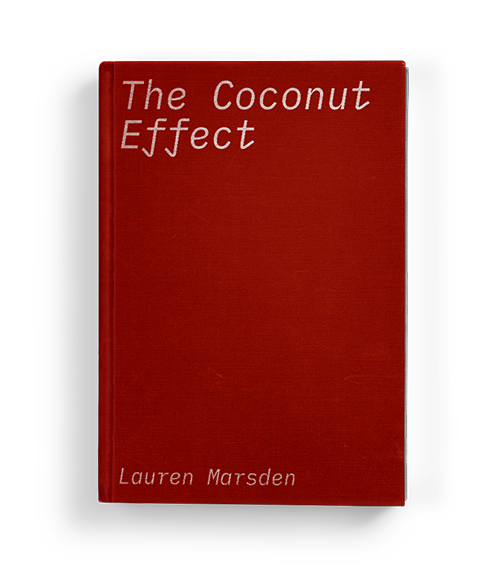 """The Coconut Effect"" by Lauren Marsden: Chapter Two of Koffler.Digital's summer 2020 exhibition ""A Matter of Taste"""