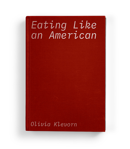 """Eating Like an American"" by Olivia Klevorn: Chapter Three of Koffler.Digital's summer 2020 exhibition ""A Matter of Taste"""